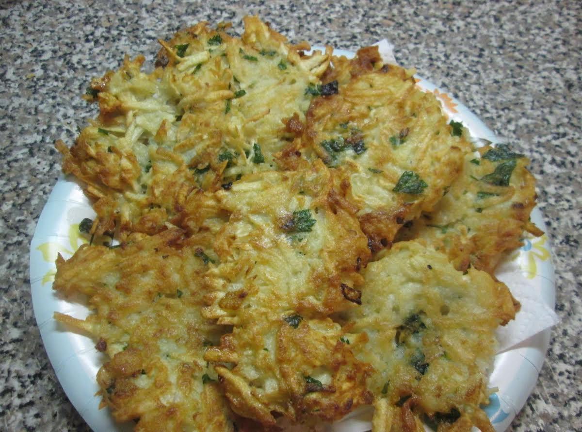 Malanga Taro Root Fritters Just A Pinch Recipes