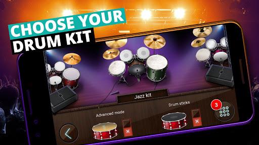 Drum Set Music Games & Drums Kit Simulator screenshot 3
