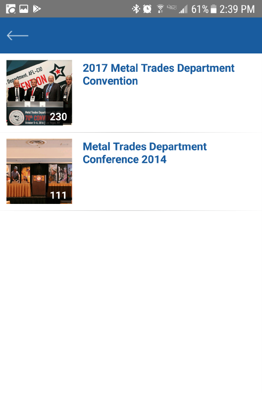 Metal Trades Mobile- screenshot