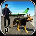 Airport Police Dog Duty Sim icon