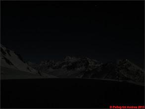 Photo: IMG_2323 sulla seconda pista, guardando verso mil Similaun