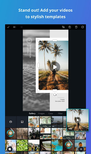 Canva: Graphic Design, Video, Invite & Logo Maker apkmr screenshots 9