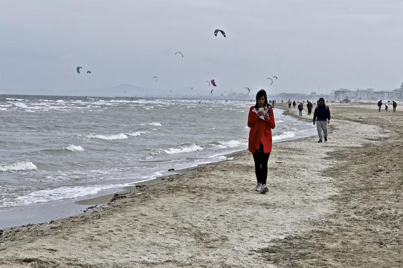 spiaggia di marzo di Ltz/rivadestra