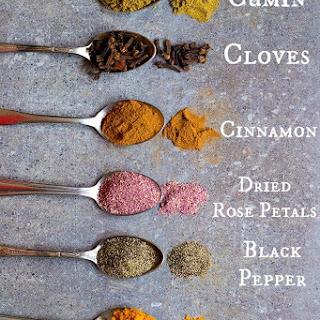 Advieh (Persian Spice Mix).