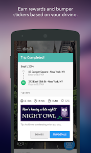 Dash - Drive Smart - screenshot thumbnail