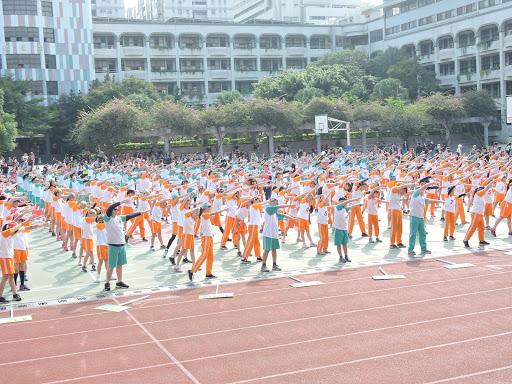 1071027興國國小25週年暨社區聯合運動會