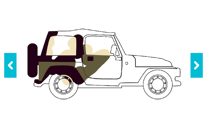 Coloring Cars - screenshot