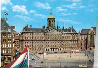 Photo: Amsterdam - Dam 1