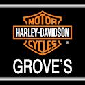 Winchester Harley-Davidson icon