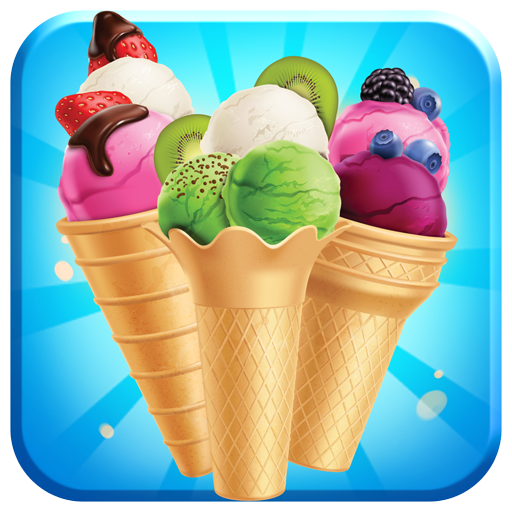 Ice Cream Maker 🍦Decorate Sweet Yummy Ice Cream