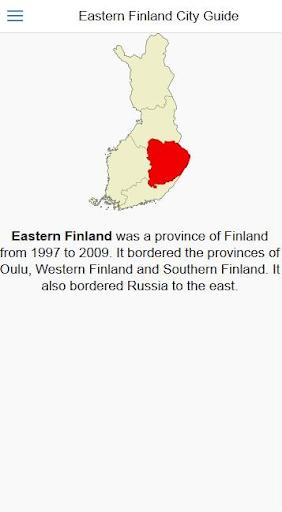 芬蘭東部城市指南