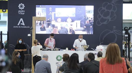 La Junta muestra la excelencia de la gastronomía andaluza en Salón Gourmets