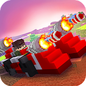 Block Wheels Race Game
