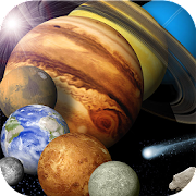 Popar Solar System Chart