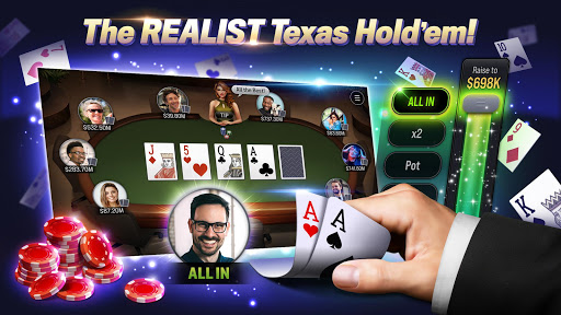 Texas Holdem Poker : House of Poker screenshot 1