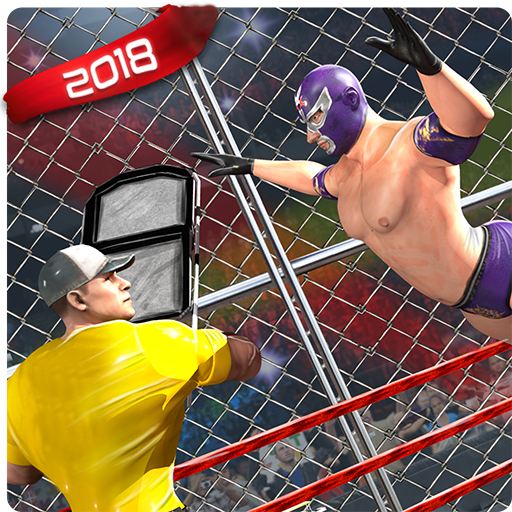 WRESTLING 2K18 - HELL CELL : WRESTLING GAMES (game)