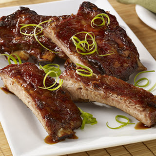 Korean Pork Spare Ribs Recipe