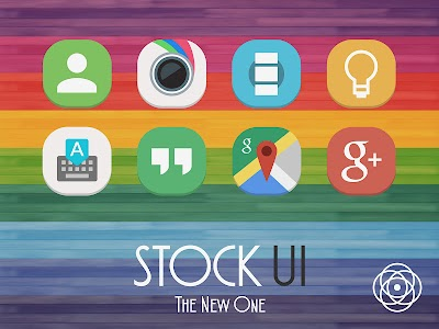 Stock UI - Icon Pack v42.0