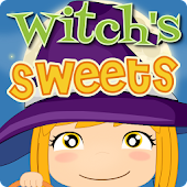Witch's Sweets on Halloween