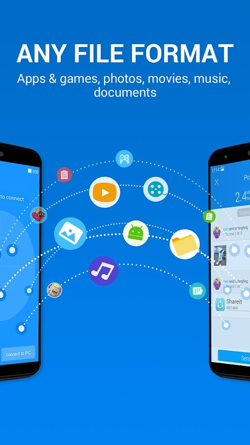 SHAREit - Transfer & Share- screenshot