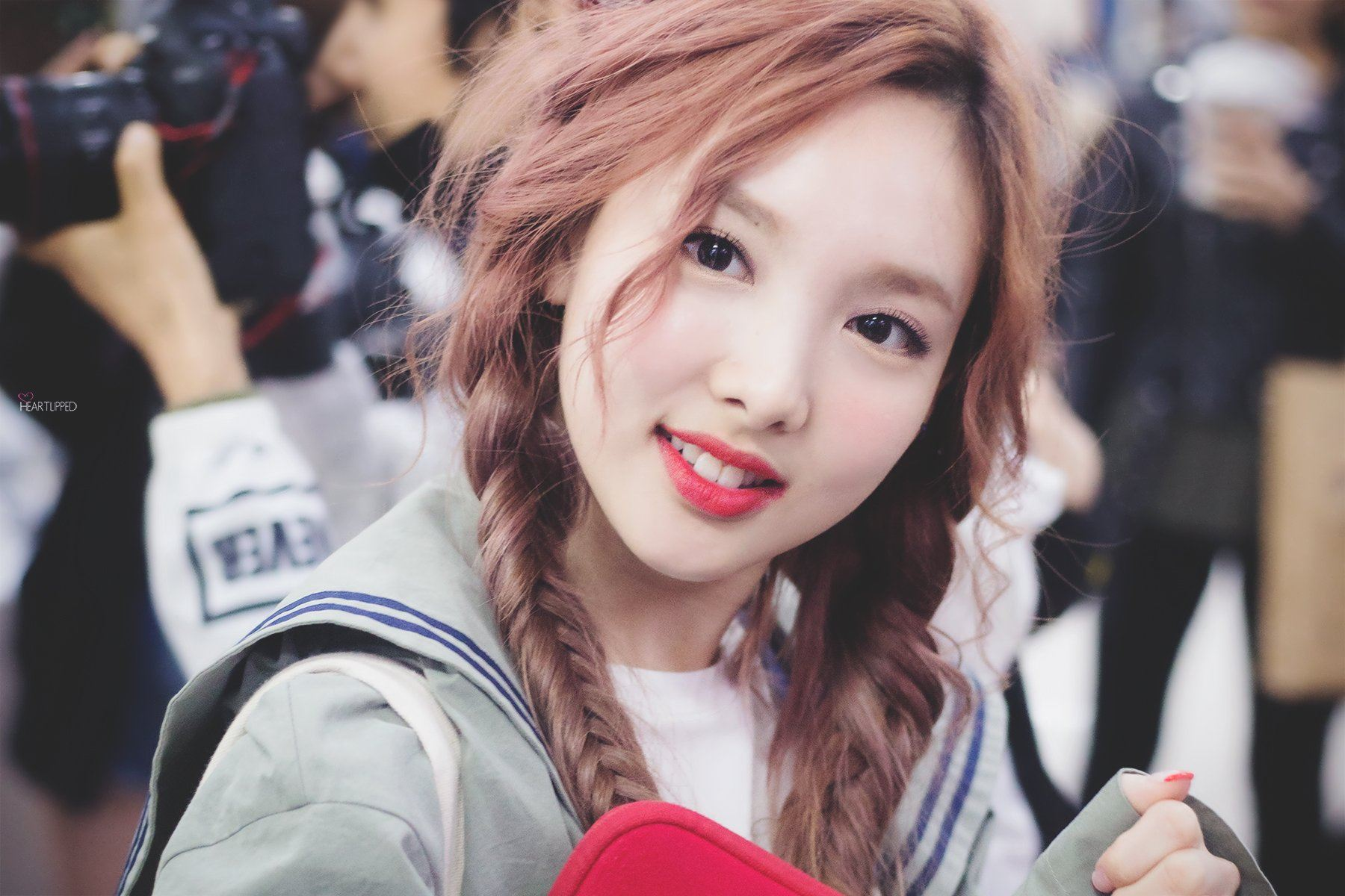 Twice Nayeon Just Dyed Her Hair Pink Here S What She Look