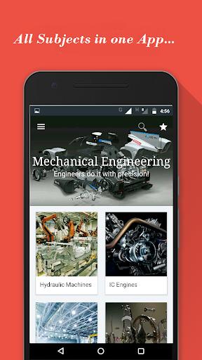 Mechanical Engineering screenshot 1
