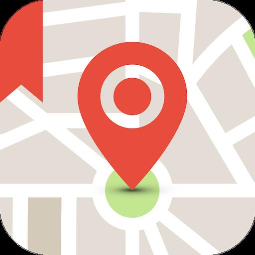 Save Location GPS Icon