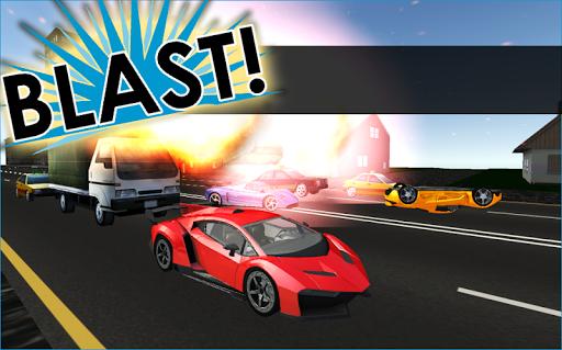 混亂賽車3D|玩賽車遊戲App免費|玩APPs