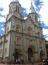 Photo: Many beautiful churches in Ecuador.