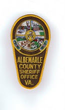 Photo: Albemarle County Sheriff
