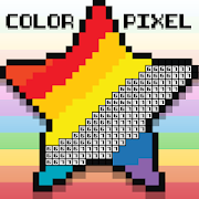 Color Pixel Art Classic - Pixel Paint by Numbers icon