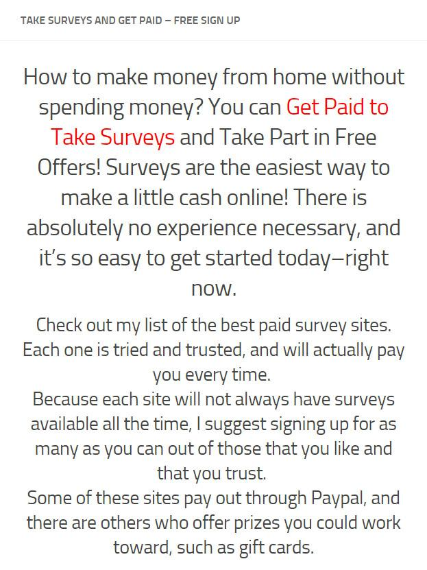 Get Paid for Surveys - Android Apps on Google Play