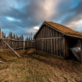 village viking by André Figueiredo - Buildings & Architecture Decaying & Abandoned (  )