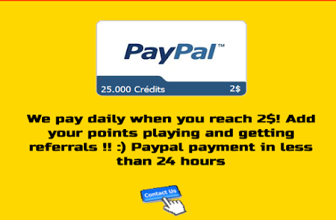 Make Money Paypal- screenshot thumbnail