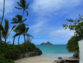 Photo: Along Mokulua Dr., Oahu