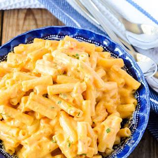Vegan Mac and Cheese.