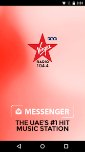 Virgin Radio Dubai - Messenger- screenshot thumbnail
