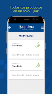 Optima Movil for PC-Windows 7,8,10 and Mac apk screenshot 5