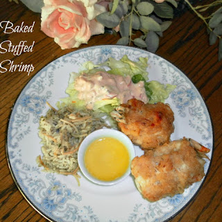 Baked Stuffed Shrimp Ritz Cracker Stuffing Recipes