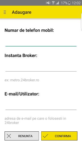 24Broker:Secure  screenshots 5