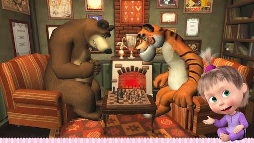 Masha and the Bear: Good Night! 1.2.1 screenshots 13