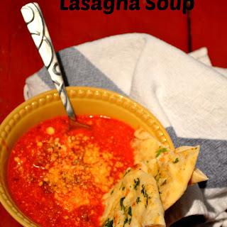 Recipe Lasagna Soup