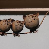 I tre gufetti di