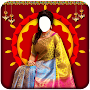 Women Traditional Saree APK icon