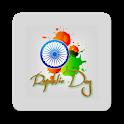 Republic Day Sticker icon