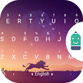LEO Horoscope Theme Keyboard