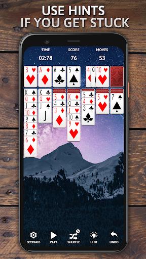 Solitaire Classic Era - Classic Klondike Card Game screenshots 4