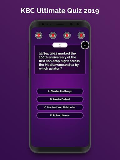 Ultimate KBC 2020 - GK IQ Quiz in Hindi & English  screenshots 14