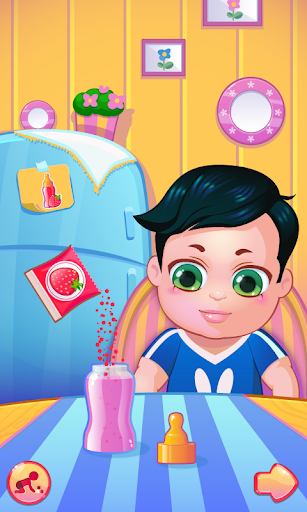 My Baby Food - Cooking Game  screenshots 3