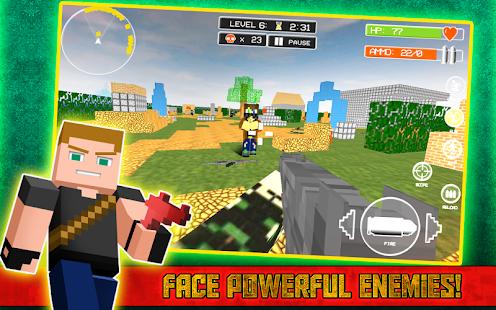 12 Survival Games Block Island App screenshot